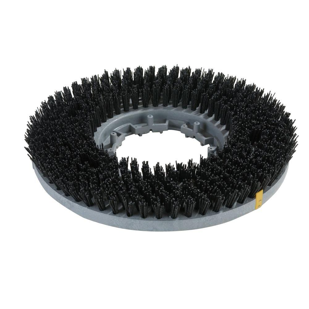 Carlisle 14 in. Value Rotary Brush Stripping in Black - EZ Snap
