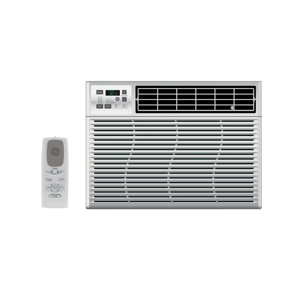 ENERGY STAR 14,000 BTU 115-Volt Electronic Room Window Air Conditioner