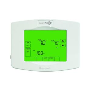 honeywell 7 day universal touchscreen programmable thermostat rh homedepot com Honeywell Thermostat Wiring Problems Honeywell RTH8500D User Manual