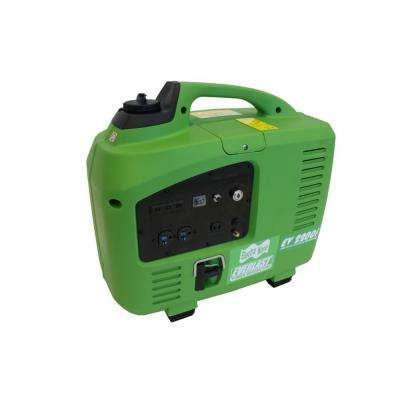 ElectraWave EV2200i 2,200-Watt Gas Powered Portable Inverter Generator