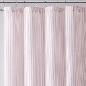 Internet 306002290 Laura Hart Kids 72 In Stripe Pink Shower Curtain
