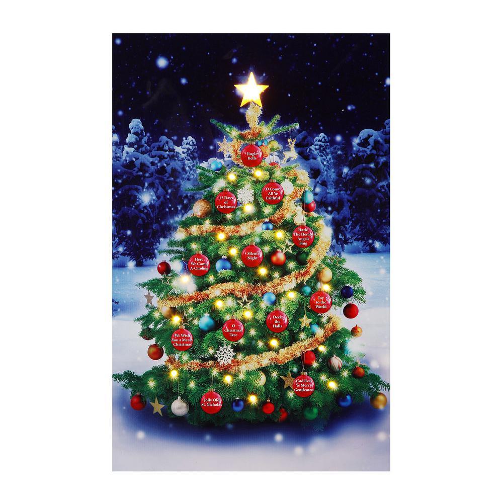 18 - Mr Christmas Tree