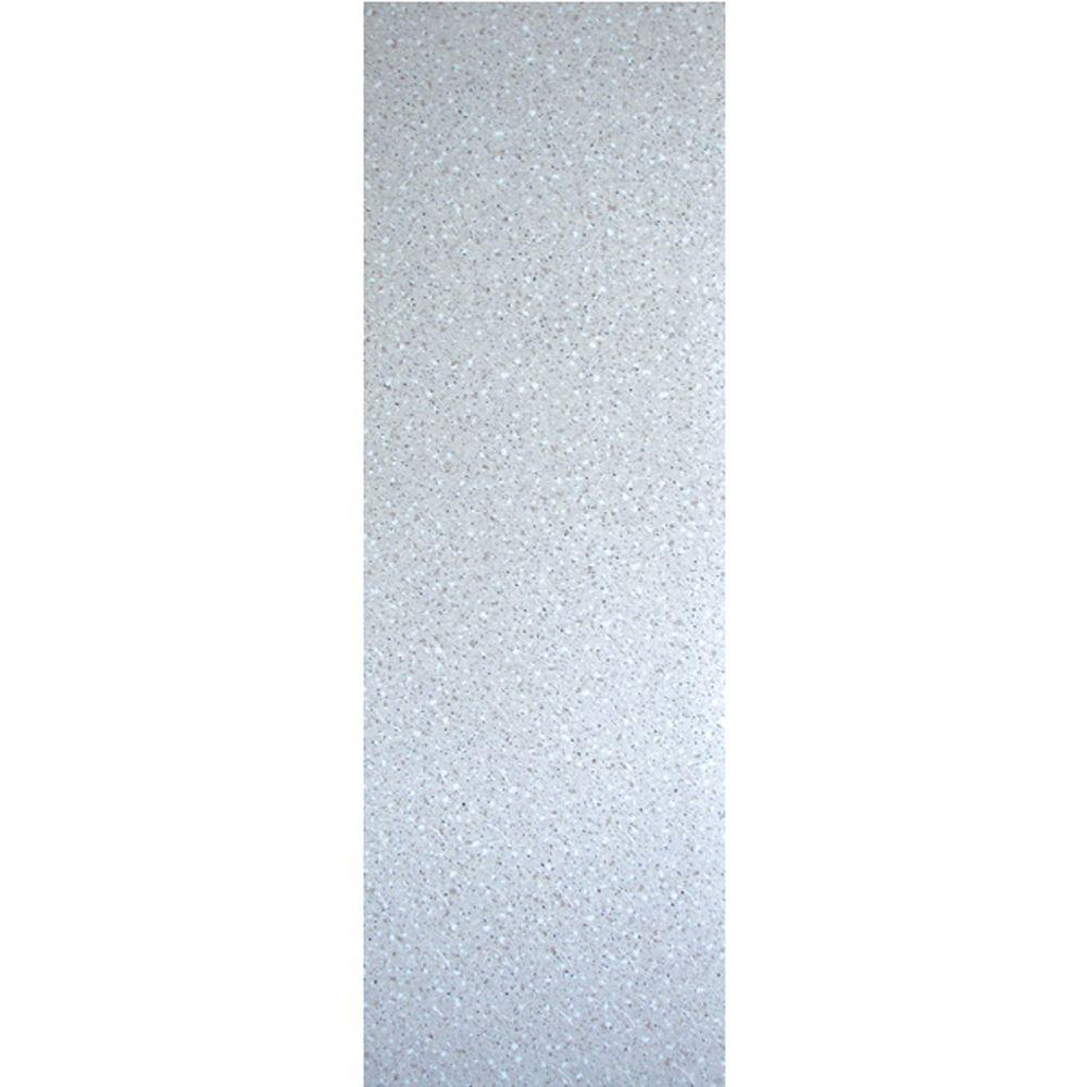 TrafficMASTER Commercial 12 in. x 36 in. Confetti White Vinyl Flooring (24 sq. ft / case)