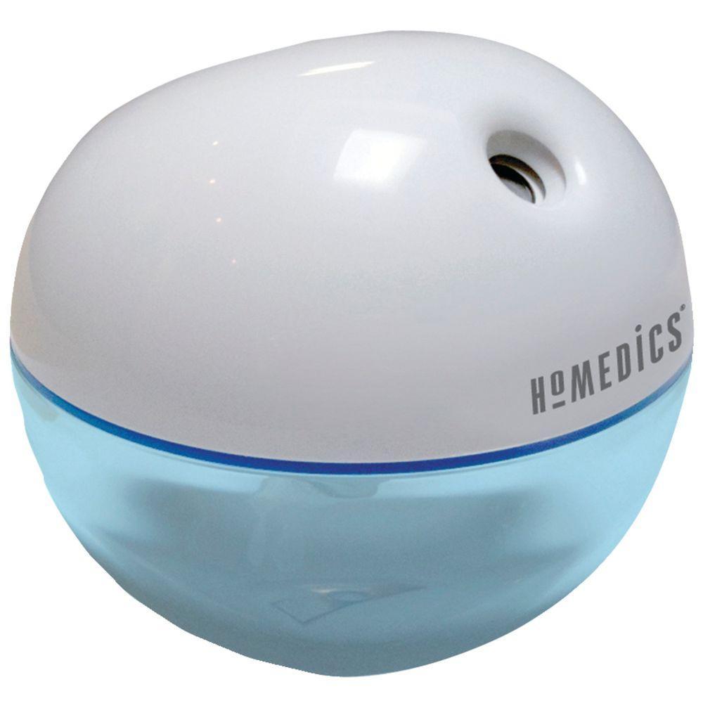 HoMedics Personal Cool Mist Ultrasonic Humidifier by HoMedics