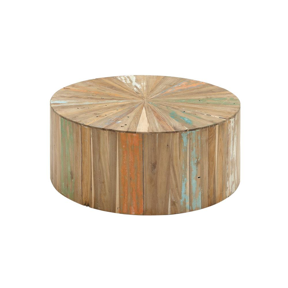 Natural Reclaimed Wood Coffee Table
