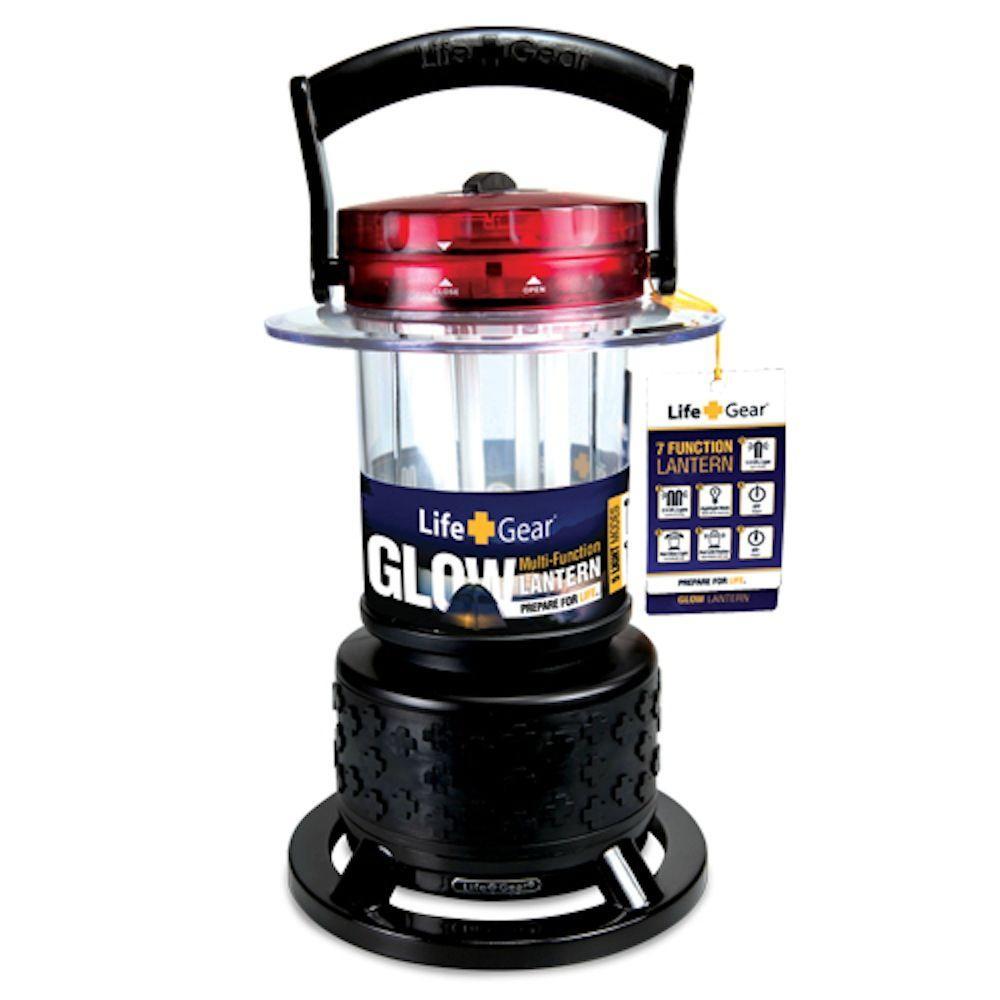 Life+Gear 5-in-1 Glow LED Lantern 15