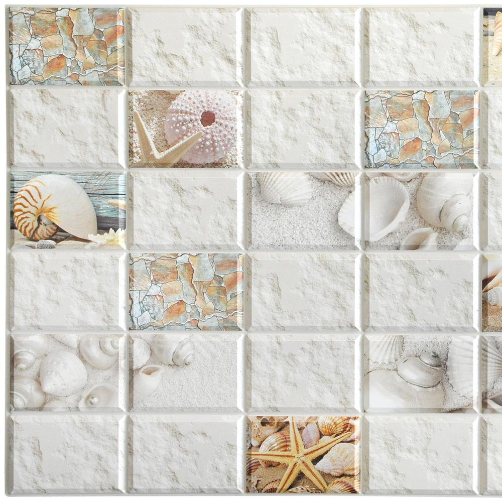 Stickers panoramique déco flamand rose réf 3682 13 dimensions