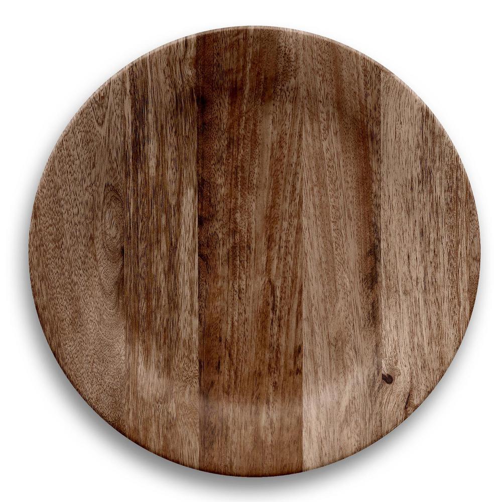Marin Charger Melamine Platter (Set of 6)