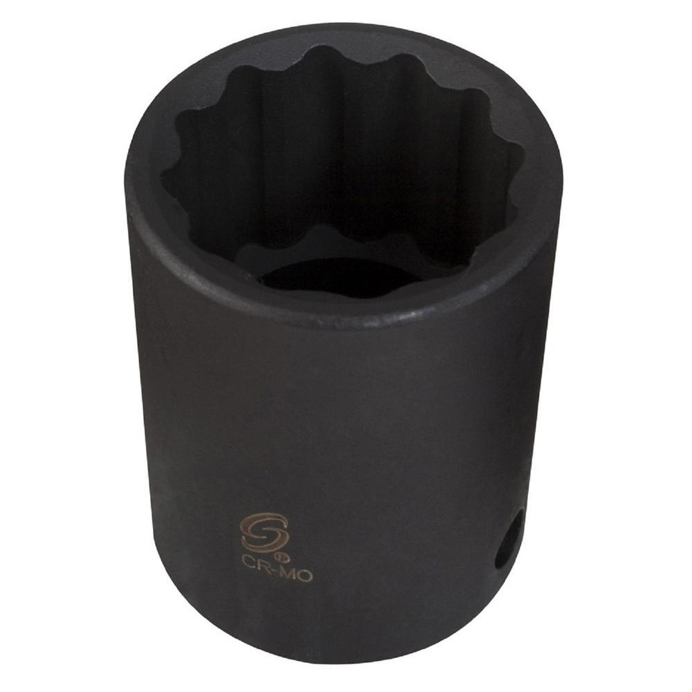 34 mm 1/2 in. 12-Point Socket
