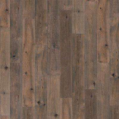 Take Home Sample - Manchester Oak Engineered Hardwood Flooring - 7-31/64 in. x 8 in.