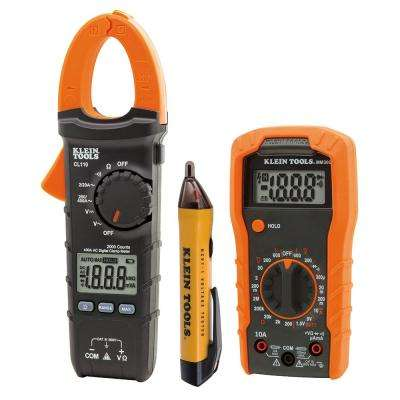 3-Piece Meter and Test Kit