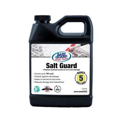 32 oz. Salt Guard Sealer Multi-Surfaces Protection for Ice and Salt Damage (Makes 5 gal.)