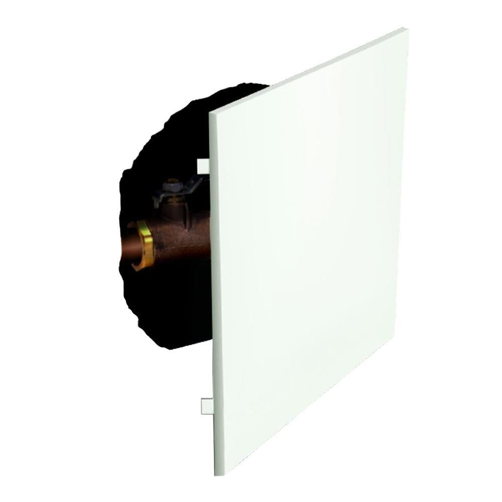 14 In X 14 In Spring Loaded Plastic Access Panel Aps14
