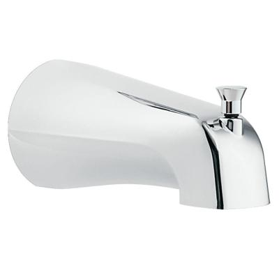 Diverter Tub Spout with IPS Connection in Chrome