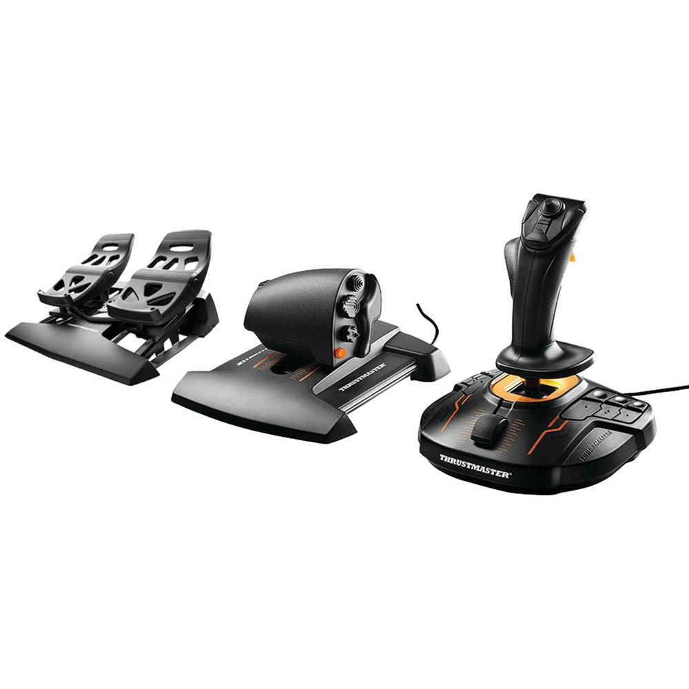 ThrustMaster T-16000M FCS Flight Pack