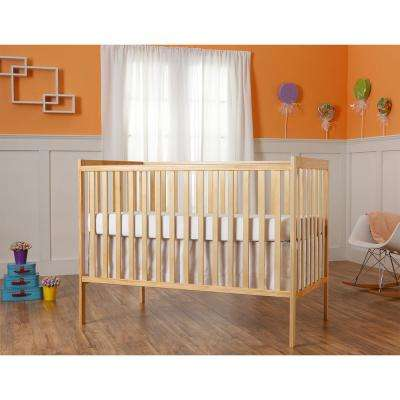 Synergy Natural 5 In 1 Convertible Crib