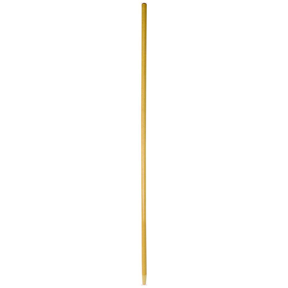 True Temper 60 In Tapered Broom Handle 2700100 The Home