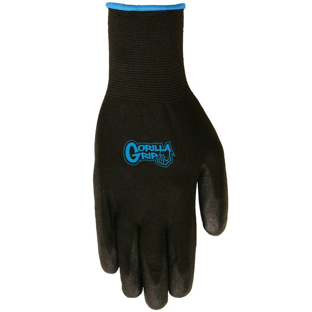 null Grease Monkey Gorilla Grip Large Promo Gloves (3-Pack)-DISCONTINUED
