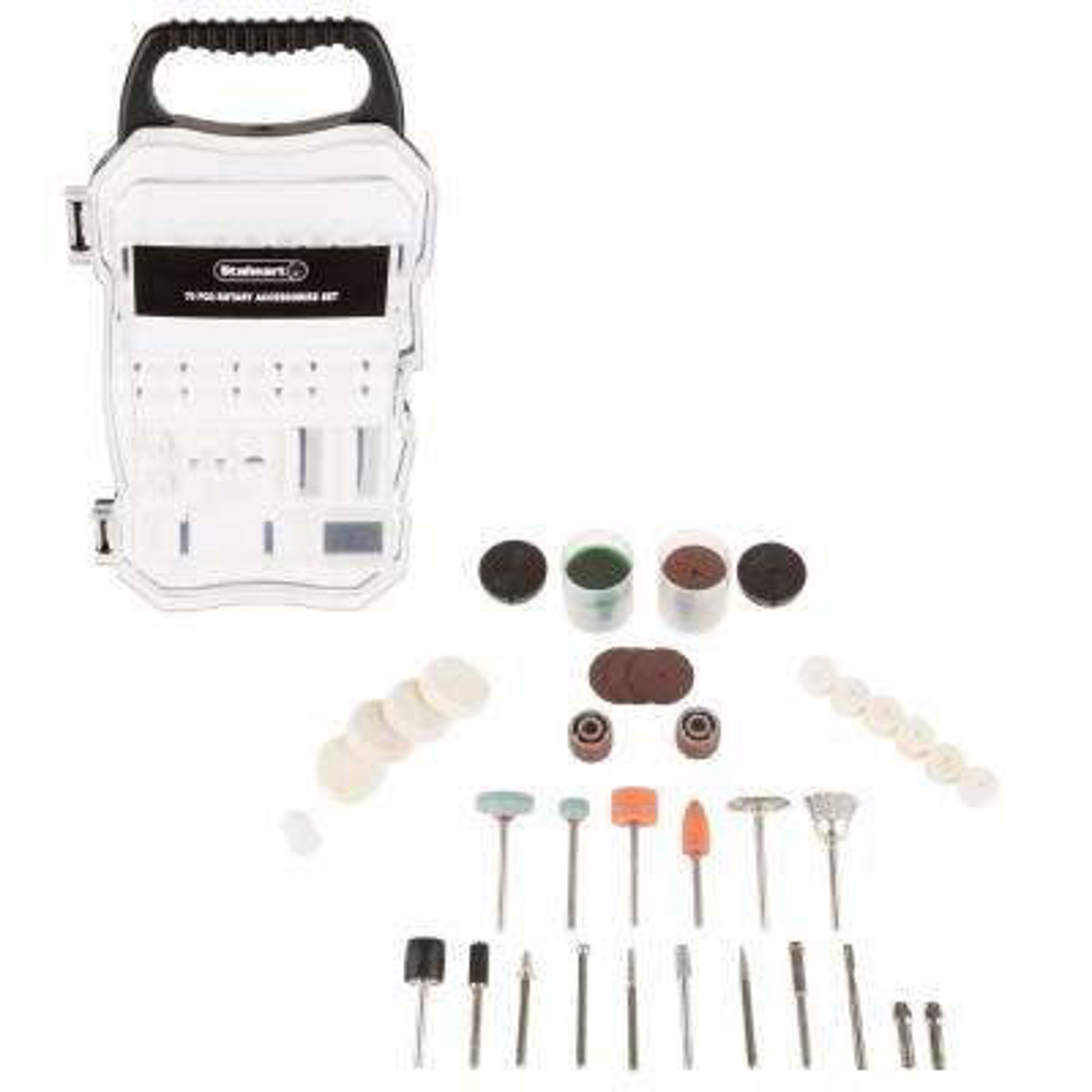 Rotary Tool Accessory Kit (70-Piece)