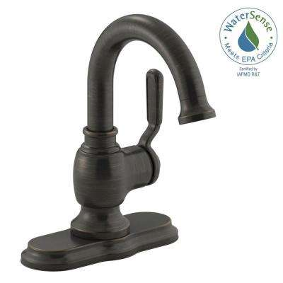 Worth Single Hole Single-Handle Bathroom Faucet ...