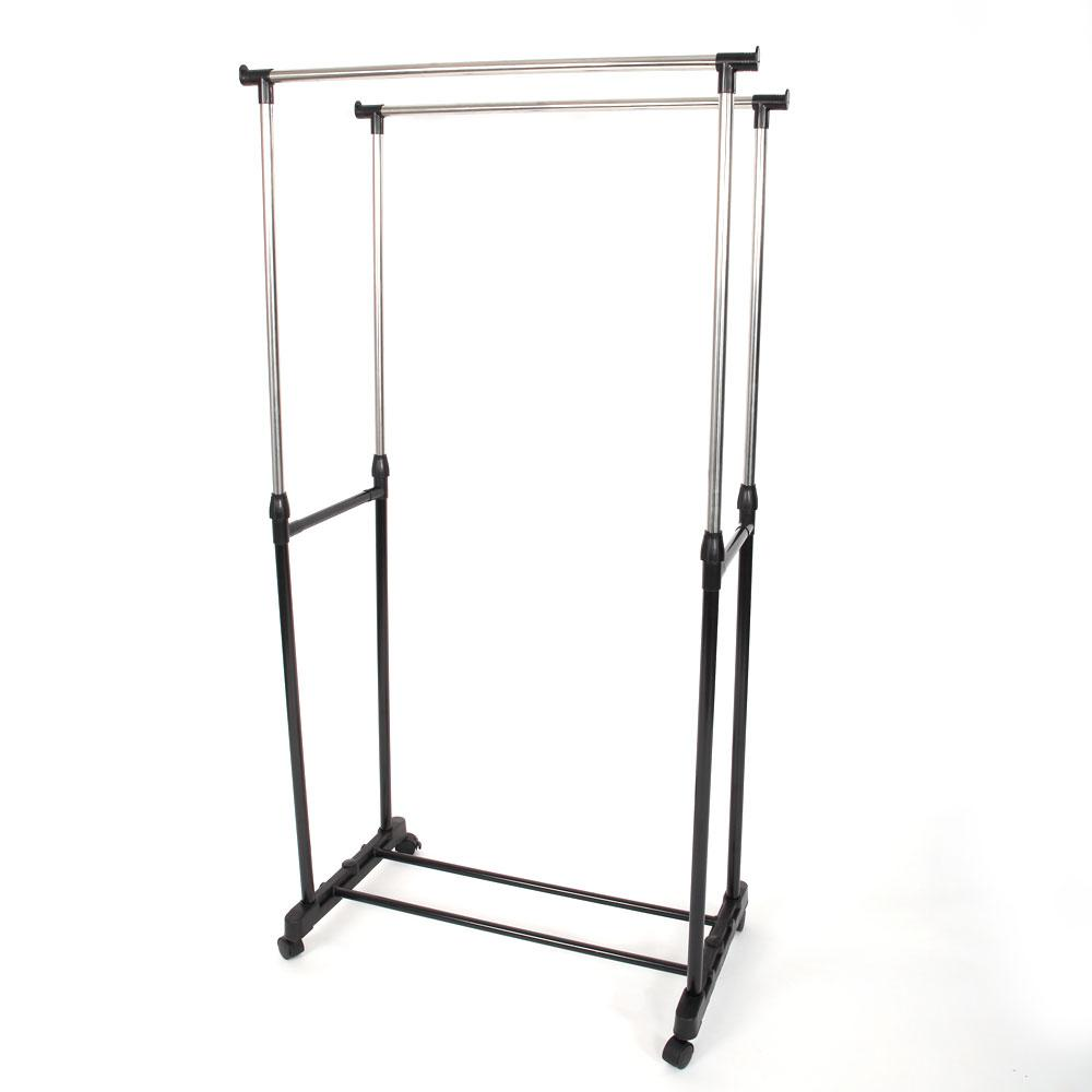 17 in. x 11 in. Dual-Bar Stainless Steel Vertical and Horizontal