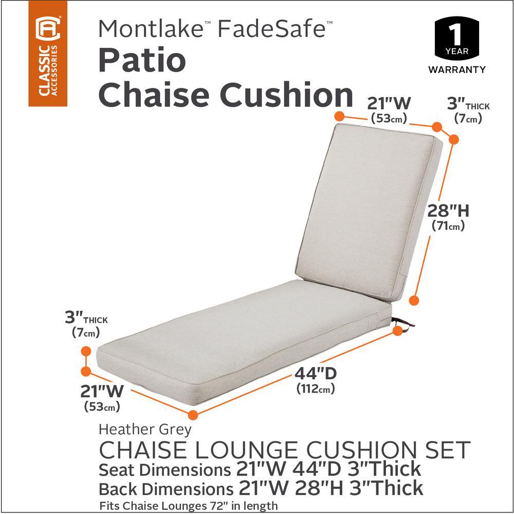 Clic Accessories Montlake Fadesafe