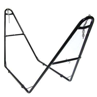 Universal Multi-Use, Fits Hammock 9 to 14 ft. Metal Heavy Duty 2-Person Hammock Stand