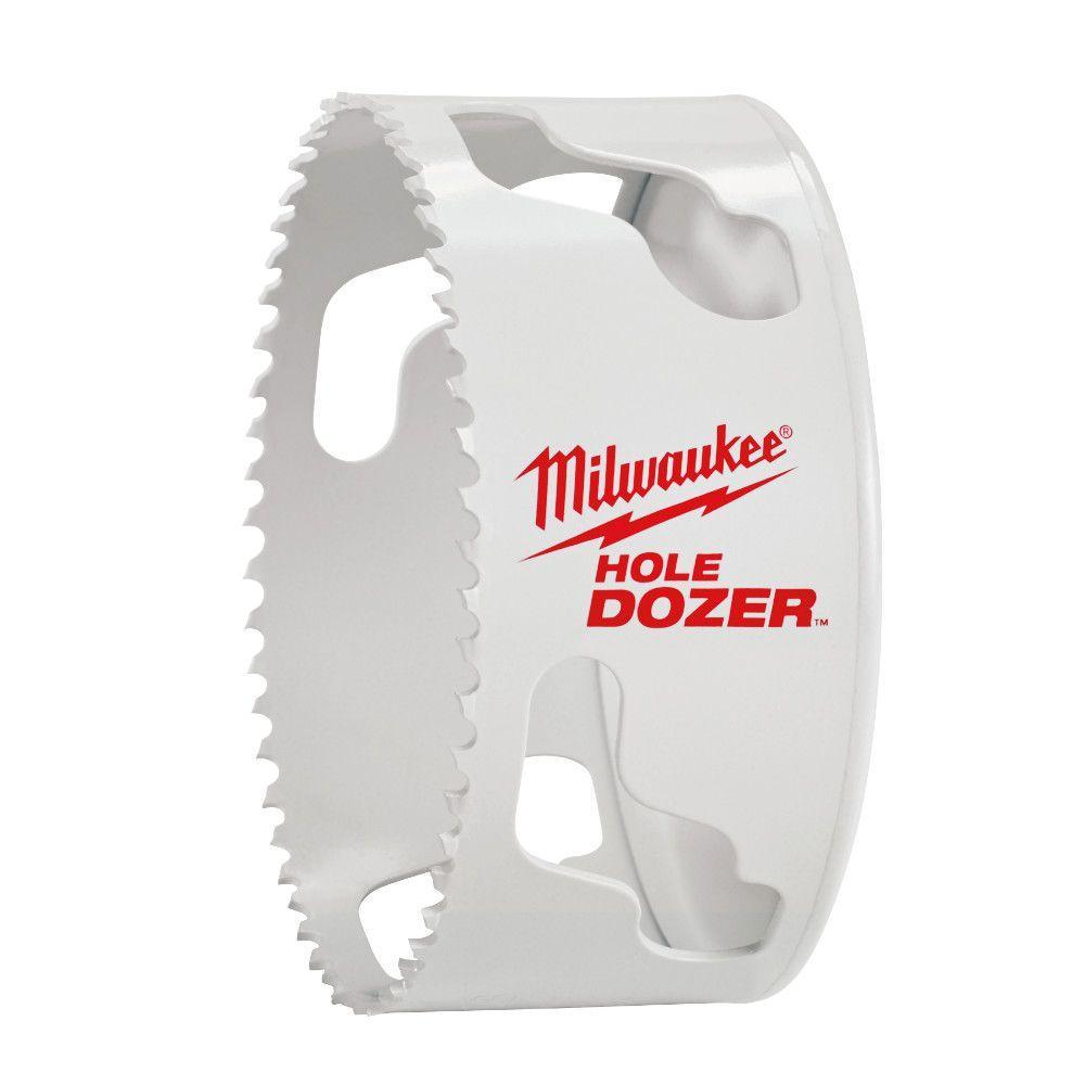 Milwaukee 6 In Hole Dozer Bi Metal Saw