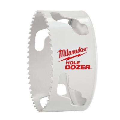 4-1/4 in. Hole Dozer Bi-Metal Hole Saw