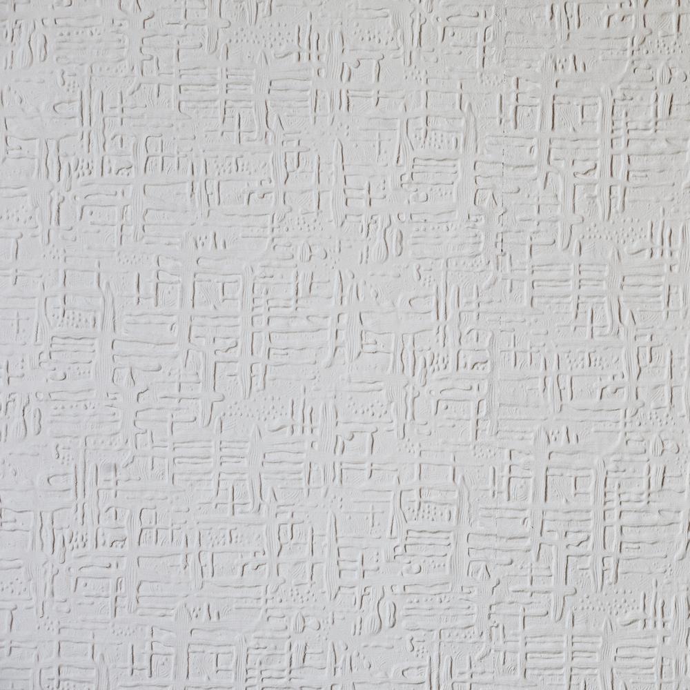 Edward Paintable Supaglypta Wallpaper Sample
