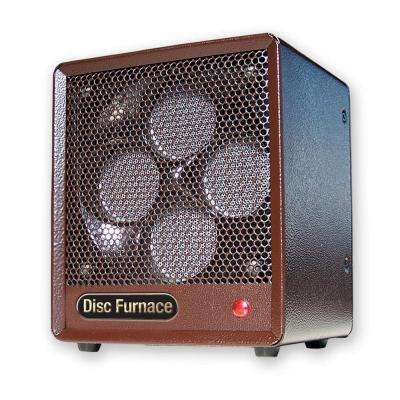 1,500-Watt Elecric Portable Heater With Tip Over Protection