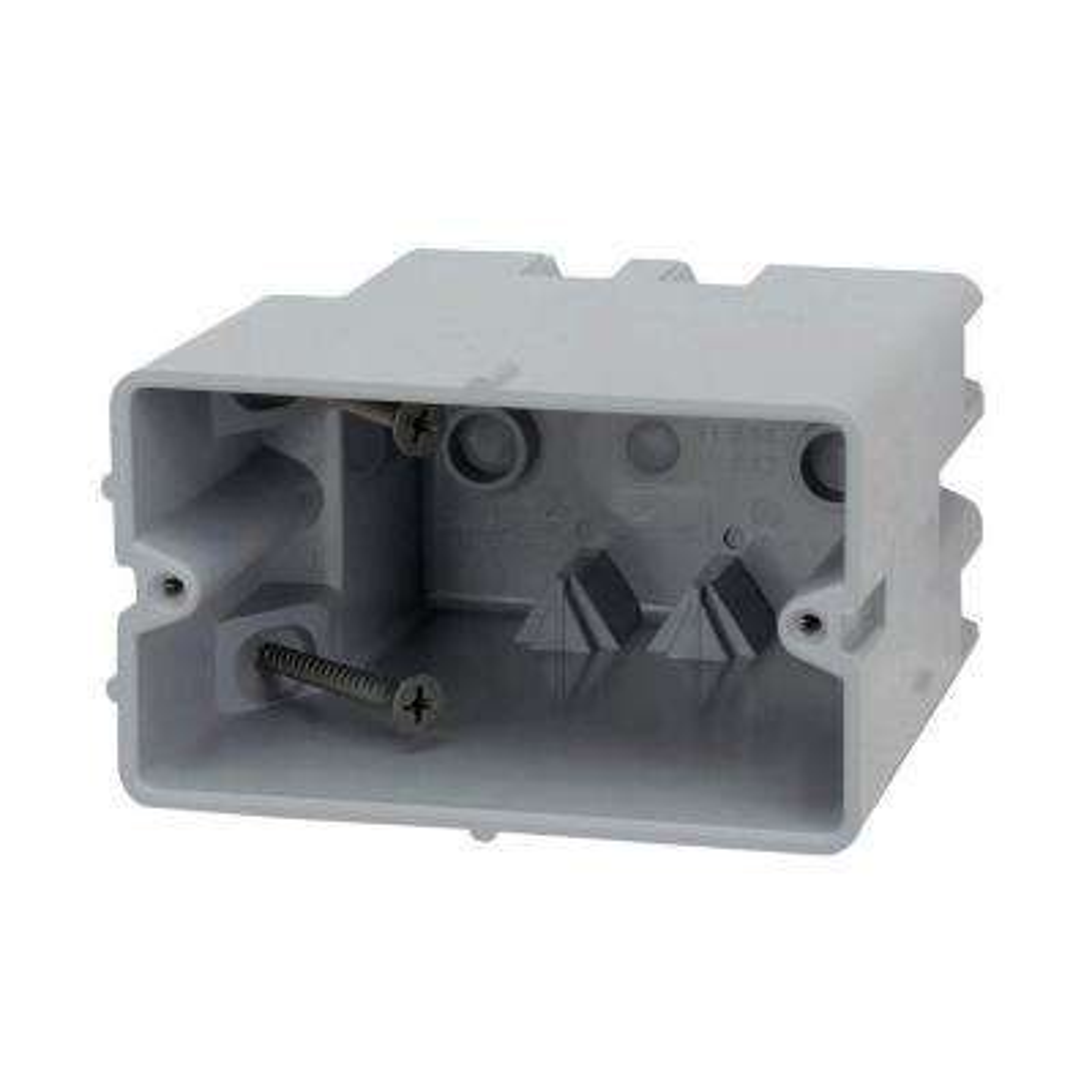 Smart Box 1-Gang Horizontal Adjustable Depth Device Box