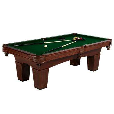 8 ft. Square Leg Billiard Table