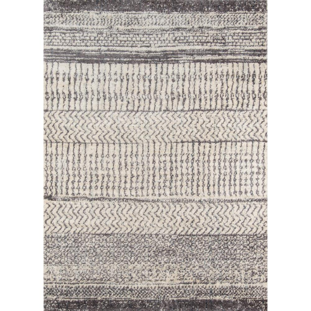 Momeni Lima Ivory 5 Ft X 8 Indoor Area Rug