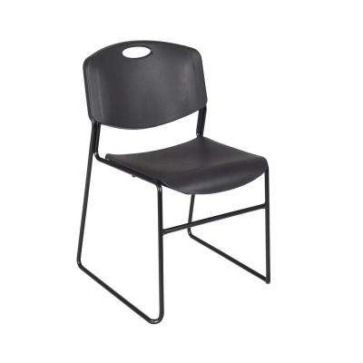 Zeng Black Stack Chair
