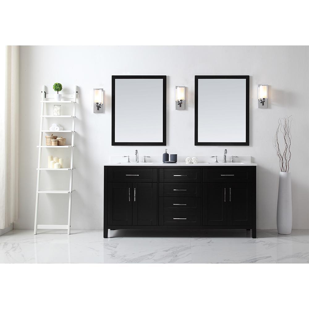 Vanity Cabinet Claret Suede Picture 356