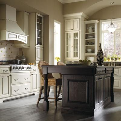 Thomasville Kitchen Cabinets >> Thomasville Classic Custom Kitchen Cabinets Shown In Classic Style