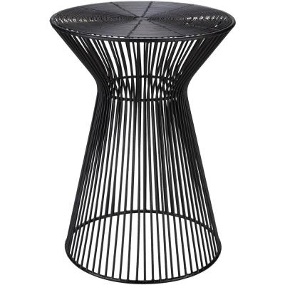 Orth Black Accent Table
