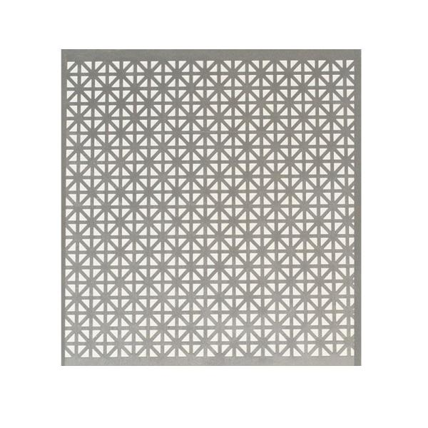M D Building Products 12 In X 24 In Plain Aluminum Sheet In Silver 56064 The Home Depot