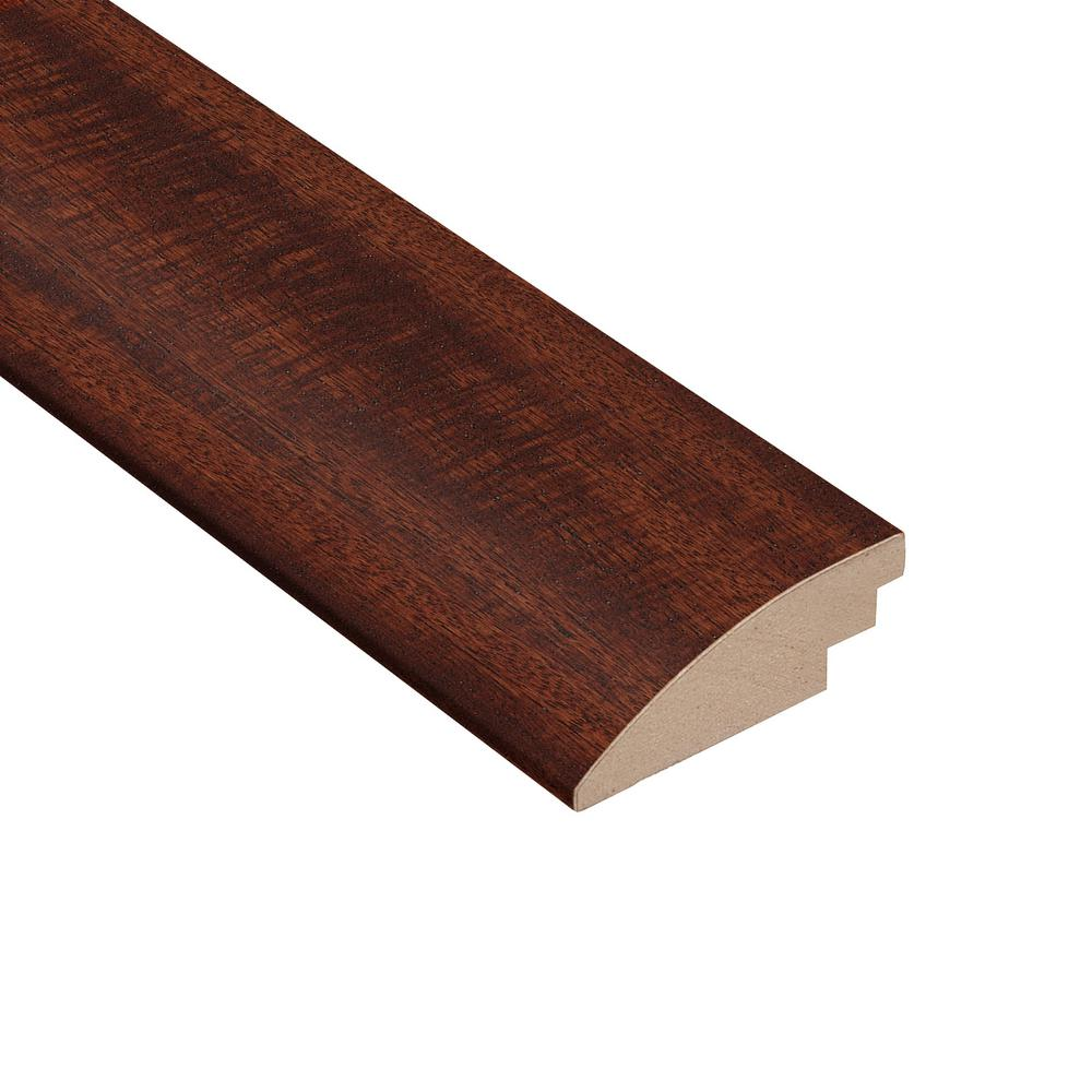 Matte Brazilian Oak 1/2 in. Thick x 2 in. Wide x