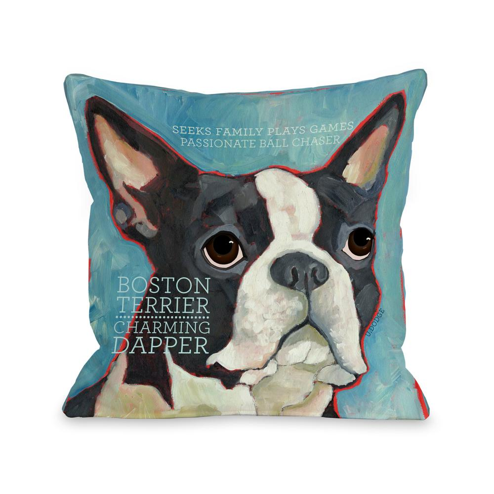boston chi pillow product map pillows by throw jazzberryblue