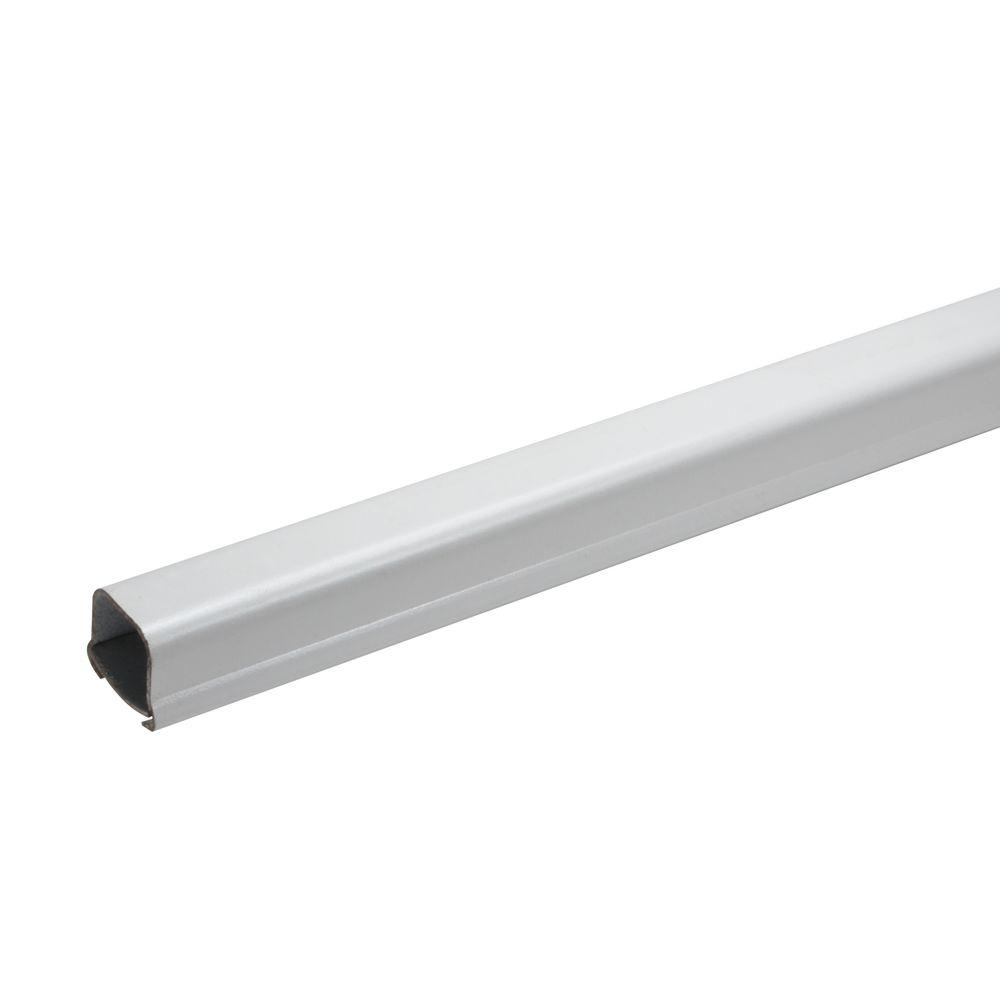 700 Series 5 ft. Metal Surface Raceway Channel, White