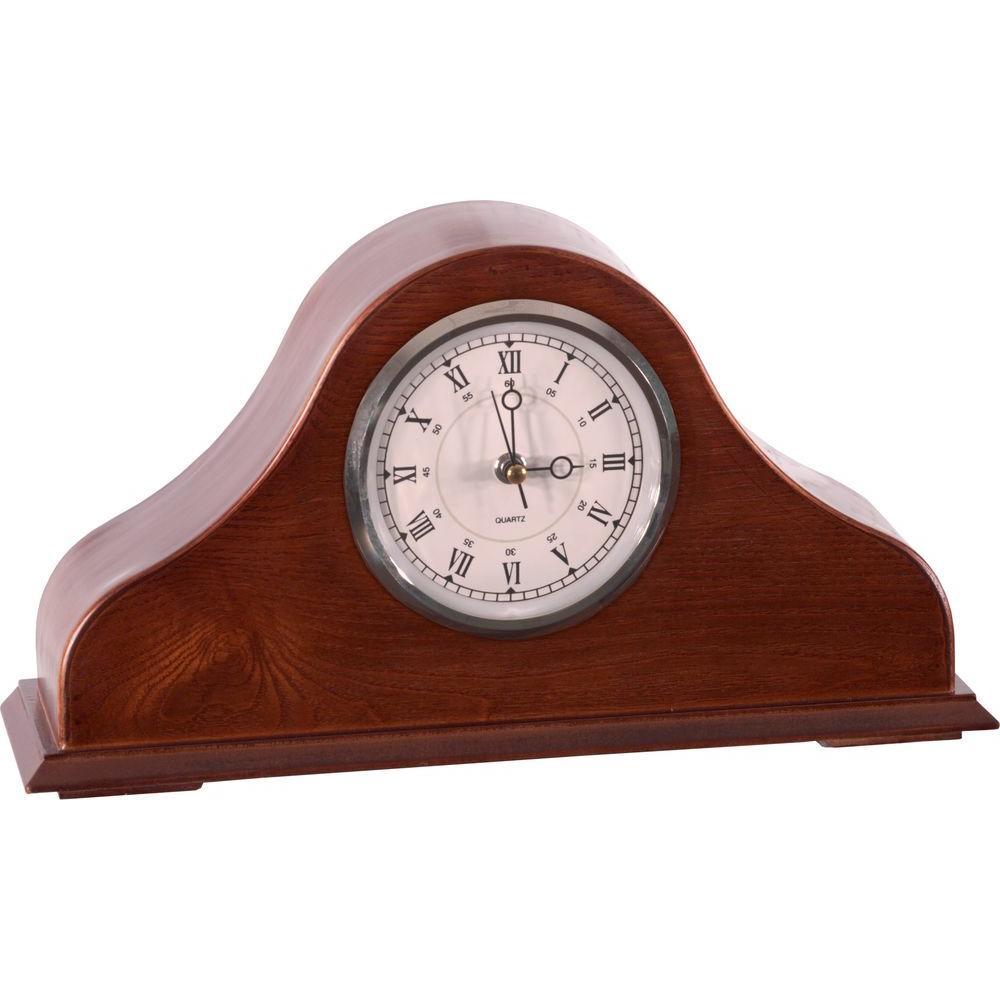 American Furniture Classics Remington 0.75 Cu. Ft. Mantel Clock