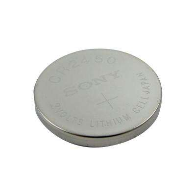 Lithium 600mAh/3-Volt Coin Cell Watch and Calculator Replacement Battery
