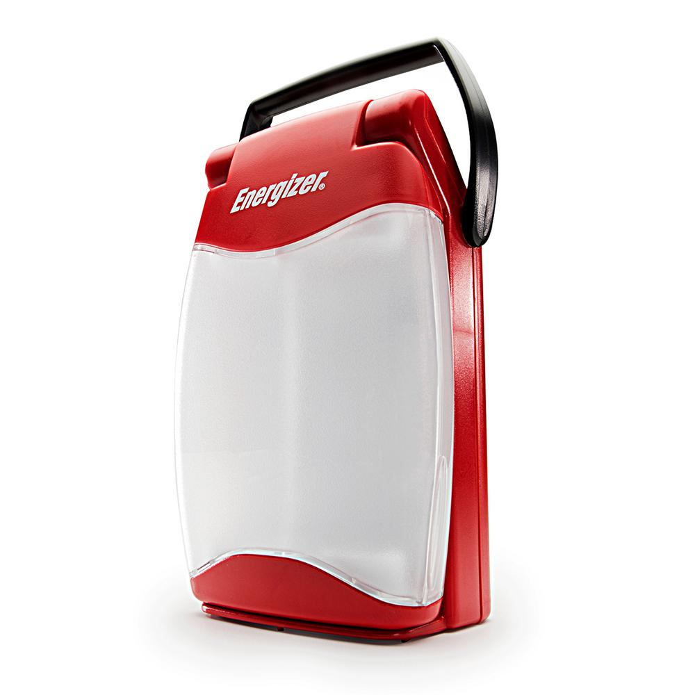 Energizer LED Red Folding Lantern