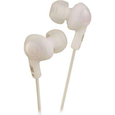 Gummy Plus In-Ear Headphones - White