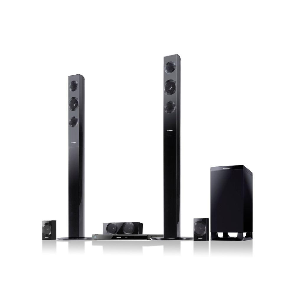 Panasonic Full HD 3D Blu-ray Disc Home Theater-DISCONTINUED