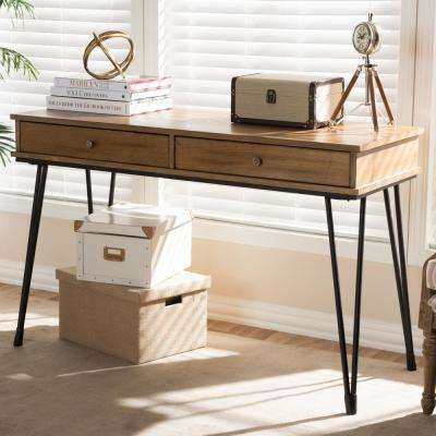 Toma Brown Desk