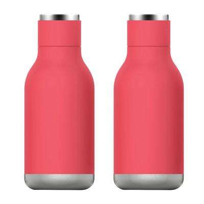 16 oz. Peach Urban Bottle (2-Pack)