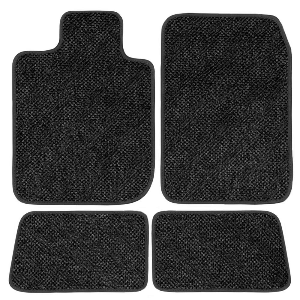 Toyota Floor Mats >> Ggbailey Toyota Camry Charcoal All Weather Textile Carpet Car Mats Custom Fits For 2018 2019 Driver Passenger And Rear Mats